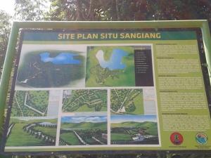 Site Plan Kawasan Situ Sangiang