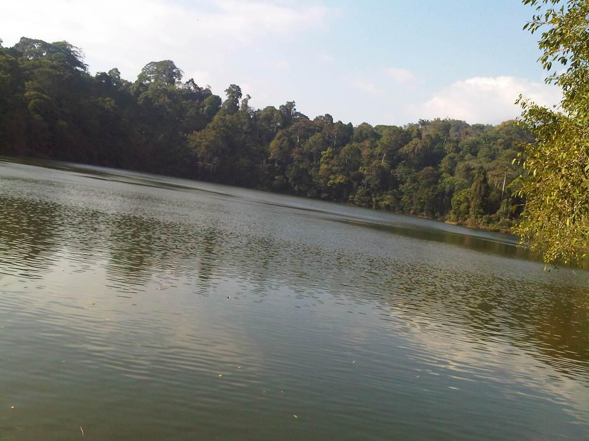 Situ Sangiang, Danau Terluas di Majalengka