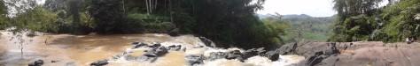 Aliran Sungai Cilutung