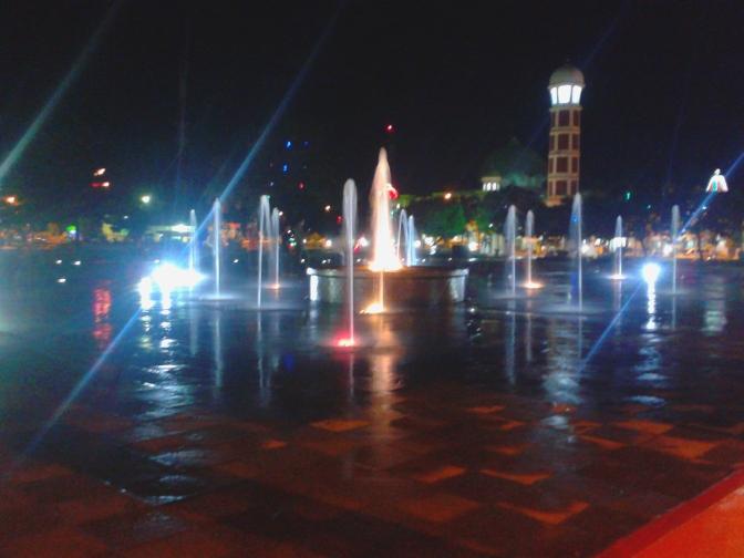 Taman Aerocity Alun-alun Majalengka