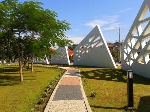 Taman Kota Bundaran Munjul Indah 2