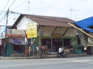 Bangunan Bekas Gudang Stasiun Kadipaten.