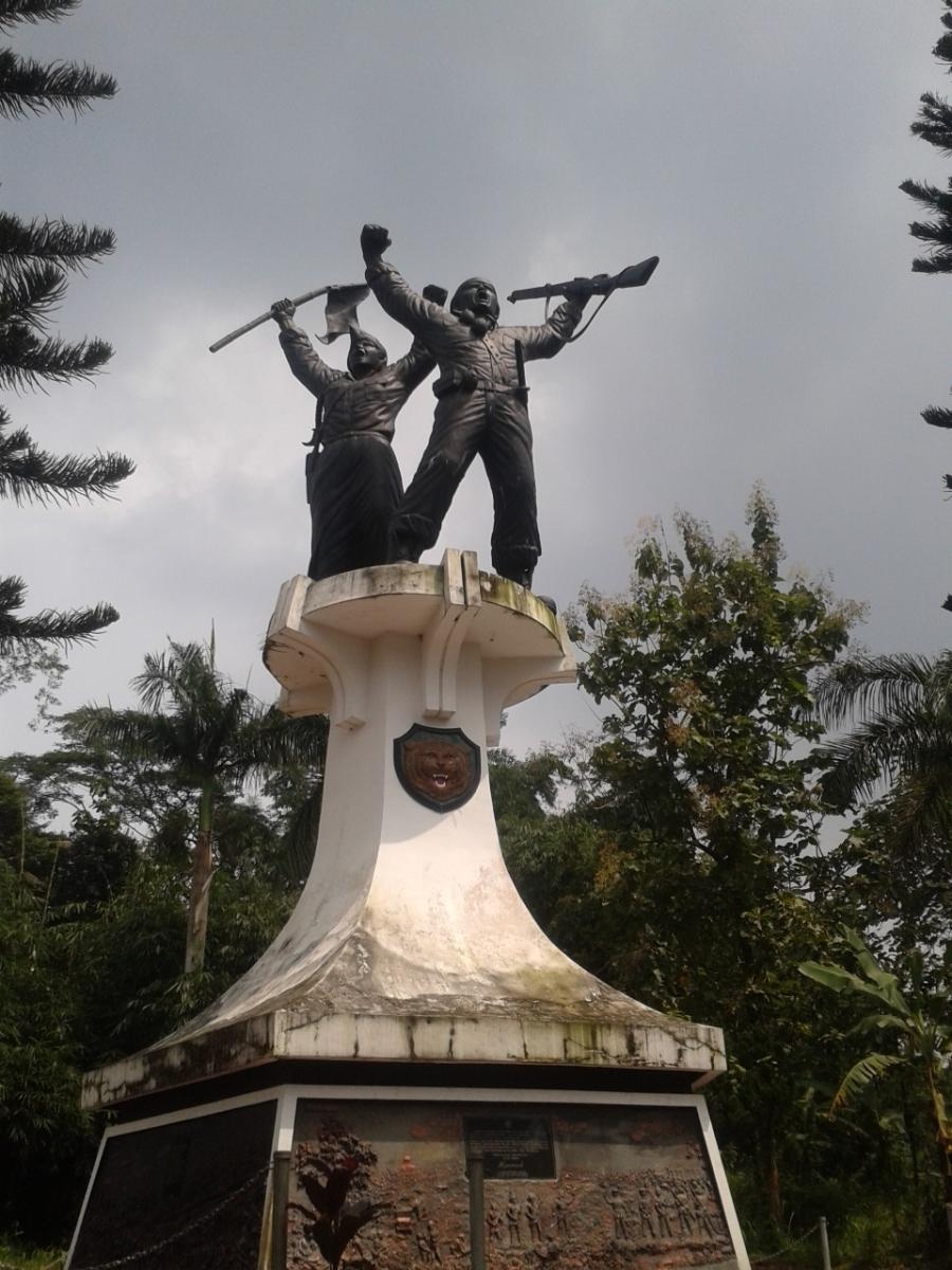 Monumen Perjuangan Pasukan Sindangkasih, Kisah dan Lambang Perjuangan Melawan Belanda di Majalengka