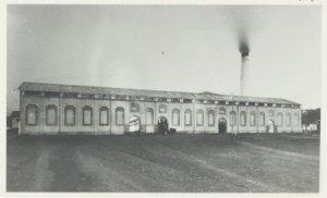 Bangunan Pabrik Gula Djatiwangi  (sumber: media-kitlv.nl)