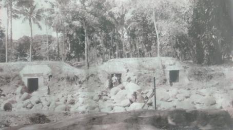 Bunker Tjigasong Dimasuki Tentara Belanda pada Agresi Militer I pada tanggal 21 Juli 1947 (sumber: Nationaal Archief)
